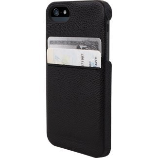 Great Sale Hex Solo iPhone 5 Wallet, Torino Black, One Size