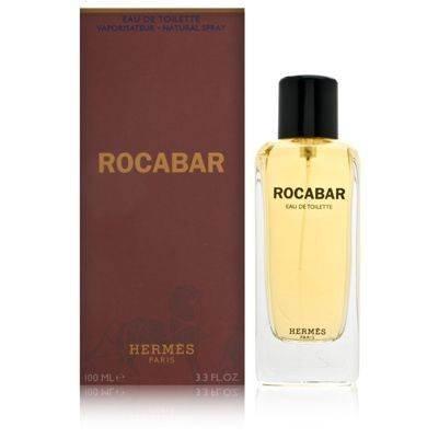 Rocabar by Hermes for Men 3 3 oz EDT Unboxed