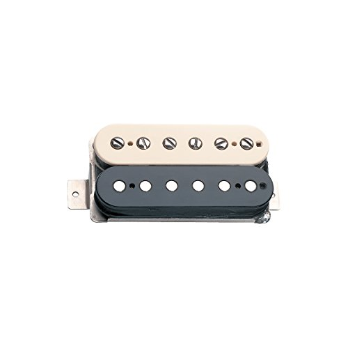 Seymour Duncan Sh-1 1959 Model Electric Guitar Pickup Black & Creme Neck (Black & Creme Neck)