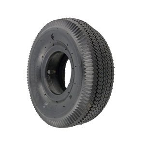 Marathon Industries 20501 4-Inch 4 Ply Rubber Replacement Wheel Tube and Tire - 4.10/3.50