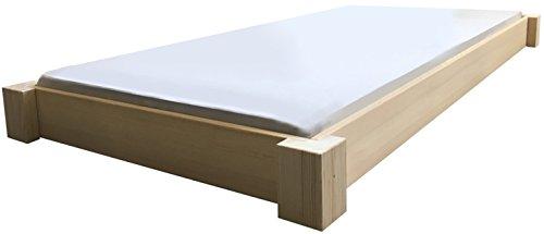 Bodentiefes-Bett-Holz-massiv-Designbett-Doppelbett-90-100-120-140-160-180-200-x-200cm-hergestellt-in-BRD-180cm-x-200cm