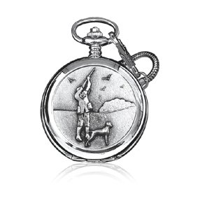 Country Sports Pocket Watch-CS246