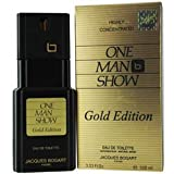 ONE MAN SHOW GOLD by Jacques Bogart EDT SPRAY 3.3 OZ ONE MAN SHOW GOLD by Jacques Bogart EDT SPRAY