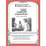 Photographer's Formulary New Cyanotype Printing Kit, Makes 50 8 x 10 Prints by Photographers' Formulary [並行輸入品]