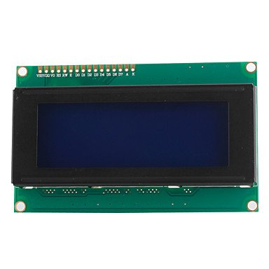 Zcl 2004 20X4 White Characters Lcd Display Module
