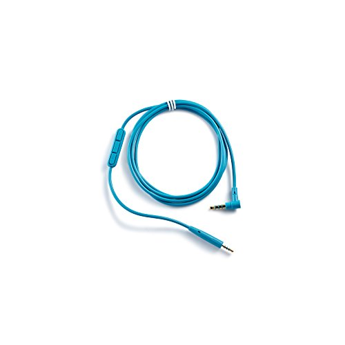 Bose discount duty free Bose Quiet Comfort 25 Headphones Inline Mic/Remote Cable for Apple Devices - Blue