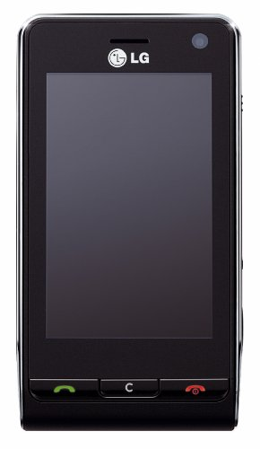 LG Viewty KU990i Light black Handy