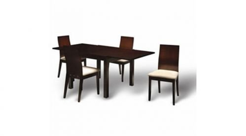 Buy Low Price Sunpan Modern Brazil Dining Table Small Set