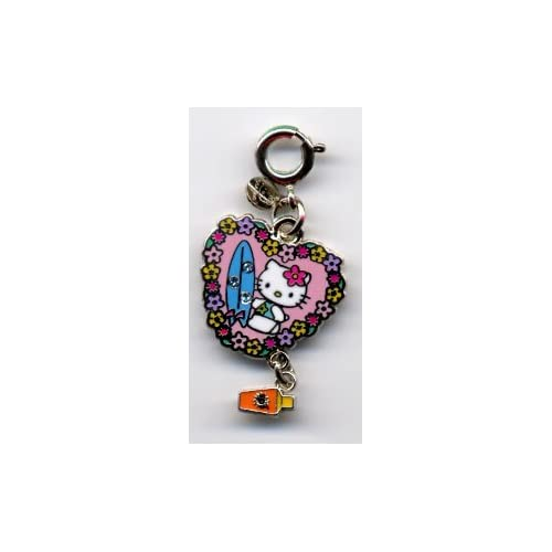 Hello Kitty Charm Surfer (2002)