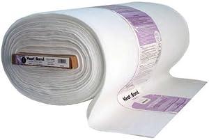 "HeatNBond Fusible Fleece 45"" x 39"" (114cm x 100cm) PER Metre by Thermoweb"