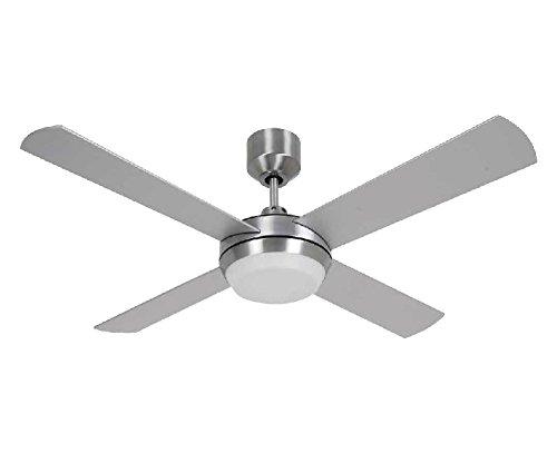 LUCCI AIR Deckenventilator / Altitude Eco /122 cm / LED Beleuchtung / Fernbedienung inklusive 210822