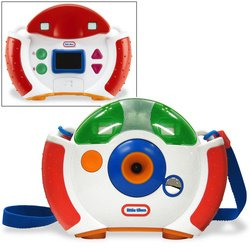 Little Tikes: My Real Digital Camera - Primary Colors