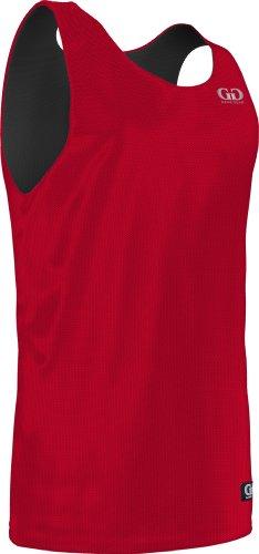MM993 Men's Tank Top Nylon Micromesh Athletic Reversible Sports Jersey