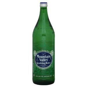 Mountain Valley Spring Water BCA66887 Premium Glass Sparkling Water, 24 x 333 ml (Mountain Valley Spring Water compare prices)