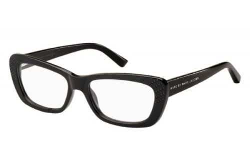 Marc By Marc Jacobs Women s 511 Black Frame Plastic Eyeglasses 33c76e818c75