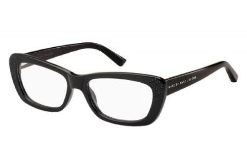 fe1dd296c581f1 Marc By Marc Jacobs Women s 511 Black Frame Plastic Eyeglasses