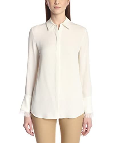 Theory Women's Niteesh Button Down Shirt