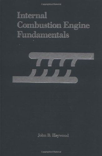 Internal Combustion Engine  Fundamentals - J. Heywood
