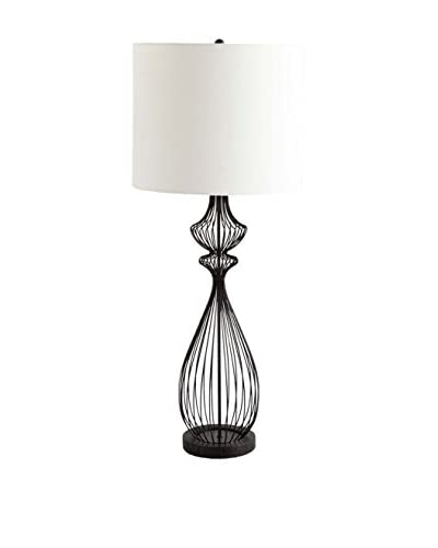 Applied Art Concepts Persillia Table Lamp, Black