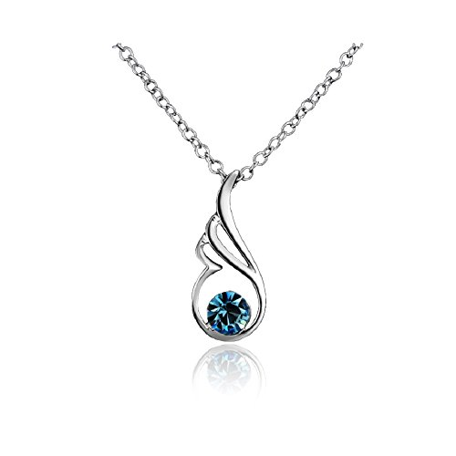 amberma-wings-of-love-charm-pendant-necklace-sterling-silver-blue-cubic-zirconia-fashion-for-women-g