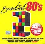 Essential 80's Vol.2 3CDS+1DVD