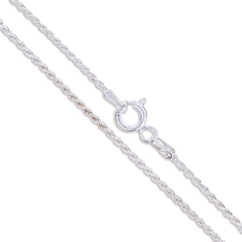 Фото Sterling Silver Clear CZ Star Bracelet Pendant Fashion Charm Pure 925 New 16mm with 1.2mm Rope Chain