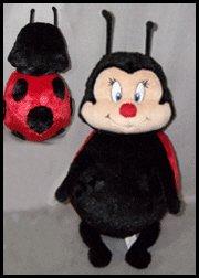 11138 Pat The Ladybug 12 Make Your Own No Sew Stuffed Animal Kit