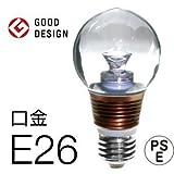 「LDB26 」ビートソニック LED電球影美人クリア球 電球タイプ
