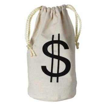 """$"" Money Bag"