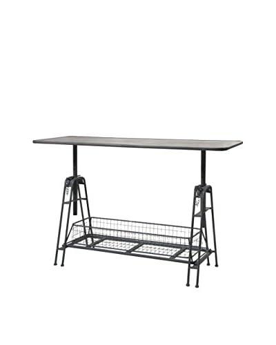 Henry Adjustable Metal Work Table