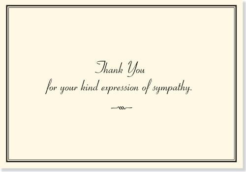words to write in sympathy card