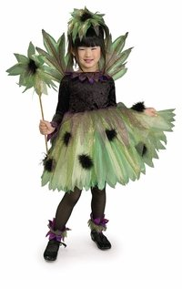 Spooky Sprite Fairy Toddler Costume (Size: Toddler 2T-4T)