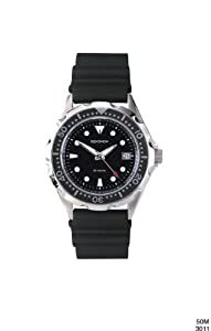 Sekonda 3011 Mens Youths' Sports with Black Dial and Black Strap Watch