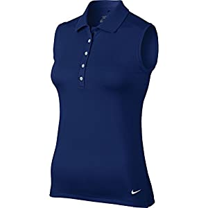 Nike Women's Victory Sleeveless Polo Shirt from Sportsman Supply Inc.