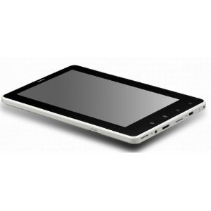 "TURCOM 7"" Capacitive A10 Tablet PC 4.0 Android 8GB WiFi 3G MID Allwinner 8GB White"