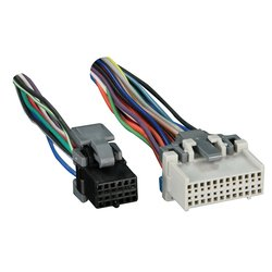 Metra Turbowires 71-2003-1 Wiring Harness front-269459