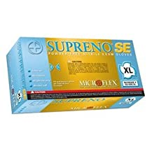 Microflex SU690L Supreno SE Powder Free Nitrile Glove Size Large (100 per Box)