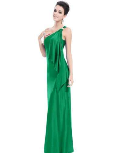 He09463Gr14, Green, 12Us, Ever Pretty Maxi Party Dresses For Women 09463