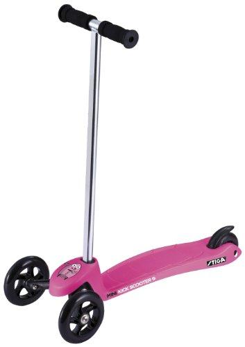 Stiga Sports 80-7391-07 - Monopattino piccolo Kick, colore: rosa