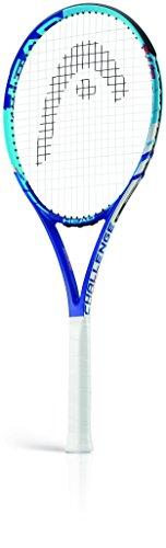 Head Challenge Elite - Racchetta da tennis, Blu (blu/bianco), Grip 3