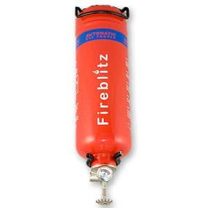Automatic Fire extinguisher - 1kg ABC Powder