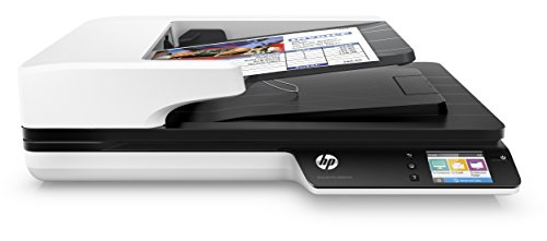 HP Scanjet PRO 4500 FN1 Scanner Flatbed / letto piano