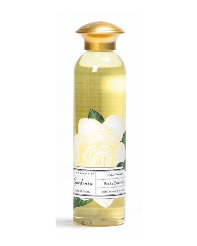 TERRANOVA シルキーボディオイル Gardenia