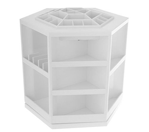 Tabletop Spinning Cosmetic Organizer (Tabletop Cosmetic Organizer compare prices)