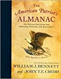 The American Patriot's Almanac Publisher: Thomas Nelson; Rev Upd Ex edition