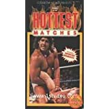 WWF: Hottest Matches/Superstar Workouts [VHS] ~ Tito Santana