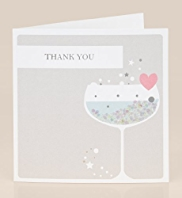 8 Thank You Wedding Cards