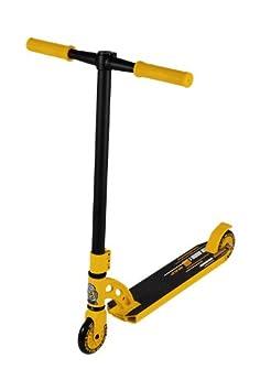 Madd VX4 Pro (art. 204-192), monopattino a due ruote giallo e nero