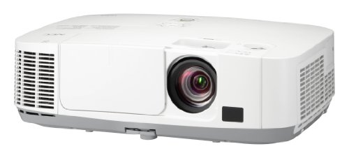 Nec Np-P401W Entry Level Installation 4000-Lumens Lcd Projector With 16W Speaker