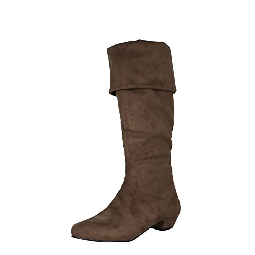 Spot On, Stivali donna marrone Taupe 39